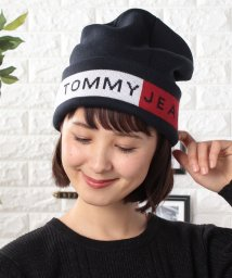 TOMMY JEANS/ロゴビーニー/500656150