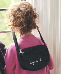 agnes b. ENFANT/GL11 E BAG ショルダーバッグ/500658704