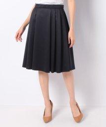 ELISA/ウールロイヤルサテンスカート/10264376N