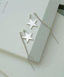 colleca la/星とロングチェーンのイヤリング/500669286
