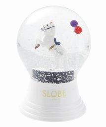 SLOBE IENA/80mm ホワイトホーススノードーム/500671587