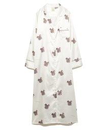 gelato pique/ギフトボックスサテンシャツドレス/500672044