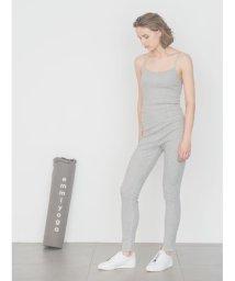 emmi yoga/【emmi yoga】カップインロングボディスーツ/500672597