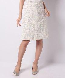 ELISA/【セットアップ対応商品】ファンシーモールツィードスカート /10264473N