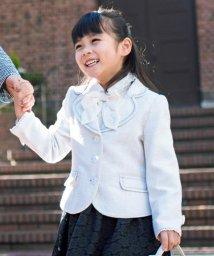 anyFAM(KIDS)/【KIDS】セレモニー ツイード ジャケット/500659167