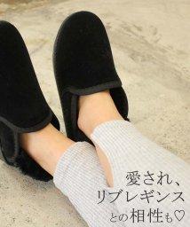miniministore/ローカット ムートンブーツ レディース ショート ブーツ ボア 暖かい 靴/500673087