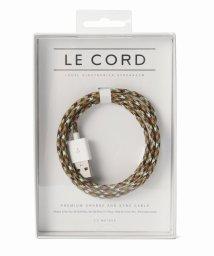 417 EDIFICE/LE CORD / ル コード Camo 1.2/500675408