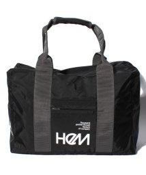 HeM/【HeM】ナイロンボストンバッグS TR-003-14/500650449