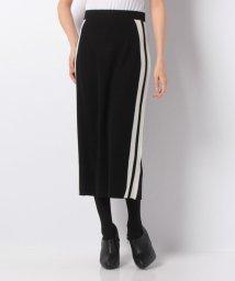 STRAWBERRY FIELDS/【セットアップ対応商品】配色ダブルラインニットスカート/500667281