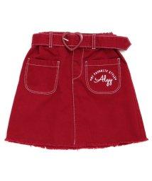 ALGY/ハートバックル台形スカート/500670838