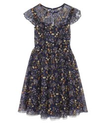 Lily Brown/フラワー刺繍ワンピース/500680358
