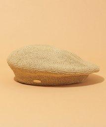 31 Sons de mode/ペーパー手編みベレー帽/500679433