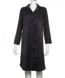 Chut! INTIMATES/COTTON SATIN SHIRT DRESS (C184) ルームウエア //500682235