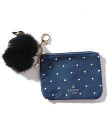LANVIN en Bleu(BAG)/スワンポーチ/LB0004669
