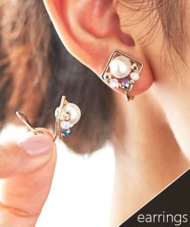 STYLE DELI/PEARL earing 002  /500682206