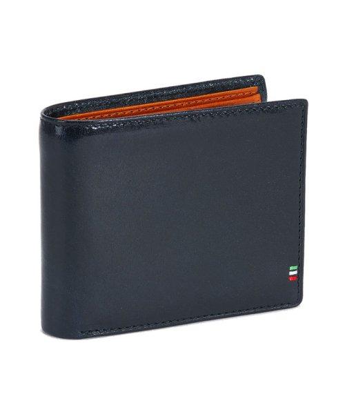ADC(ADC)/GORBE イタリアンレザー二つ折り財布/6B897