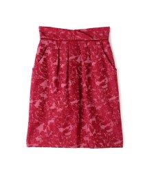 PROPORTION BODY DRESSING/ローズジャガードタイトスカート/500442854