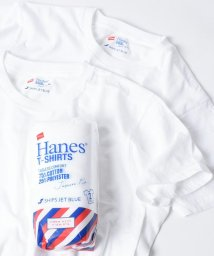 SHIPS JET BLUE/Hanes×SHIPS JET BLUE: 別注 Japan Fit 2パックTシャツ/500689347