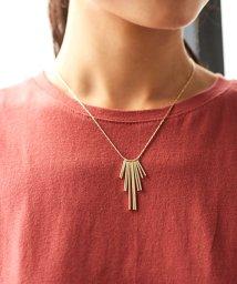 STYLE DELI/FRINGE necklace 001  /500689624