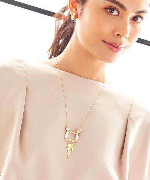 FRINGE necklace 002