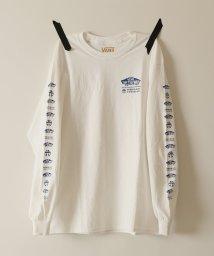 JOURNAL STANDARD/VANS×SHIBUYA THE WALL L/S T-Shirt/別注 渋谷区×VANS/500690686