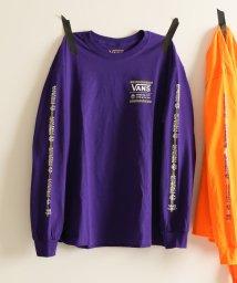 JOURNAL STANDARD/VANS×SHIBUYA LOGO L/S T-Shirt/別注 渋谷区×VANS/500690687