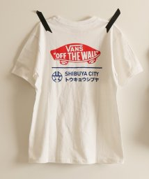 JOURNAL STANDARD/《予約》VANS×SHIBUYA OFF THE WALL S/S T-Shirt/別注 渋谷区×VANS/500690689