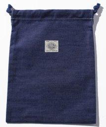 OCEAN&GROUND/巾着中 BLUE BLUE/500655547