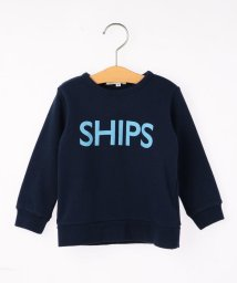 SHIPS KIDS/SHIPS KIDS:ロゴ スウェット(80~90cm)/500692589