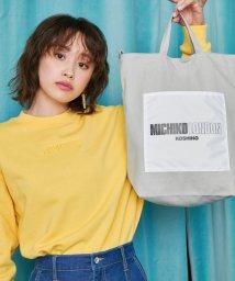 ViS/【MICHIKO LONDON KOSHINO×ViS】【2WAY】トートバッグ/500692916