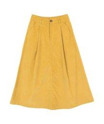 titivate/フロントタック台形スカート/500692943
