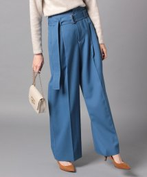 beautiful people/mat worsted two tuckwide pants/500638601