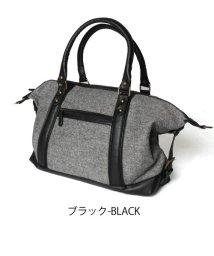 THE CASUAL/(バイヤーズセレクト) Buyer's Select 2WAYツイードミニボストンバッグ/500695198