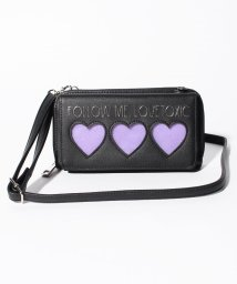 Lovetoxic/ハートウィンドウ財布ショルダー/500683258