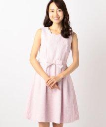 MISCH MASCH/スカラネックジャガードドレス/500450846