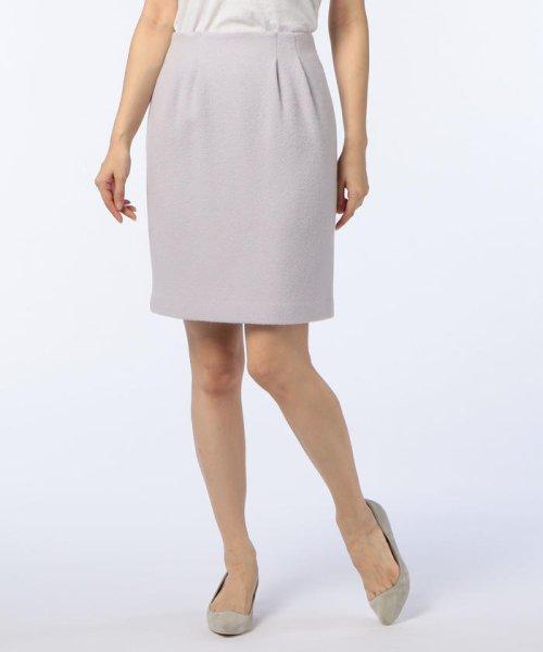 NOLLEY'S(ノーリーズ)/アンゴラ混メロンタイトスカート/7-0035-6-06-014
