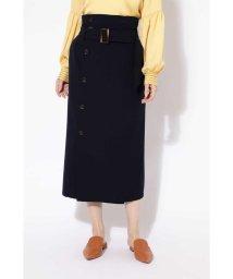 ROSE BUD/ハイウエストタイトスカート/500696615