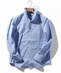 SHIPS MEN/SU: スタンドワイヤー ドビーシャツ/500698178