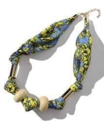 en recre/【our】スカーフアレンジネックレス/10265387N