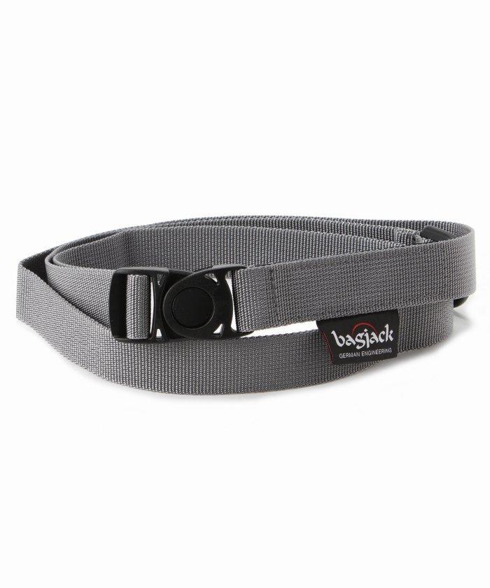 BAGJACK×JS / バグジャック別注 : Tape Belt 25mm