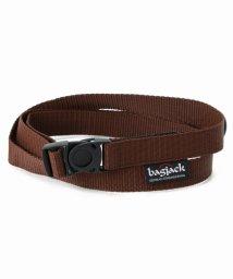 JOURNAL STANDARD/BAGJACK×JS / バグジャック別注 : Tape Belt 25mm/500701441