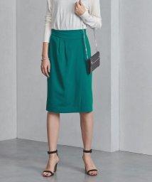 UNITED ARROWS/UBCB カラー ラップスカート/500701460