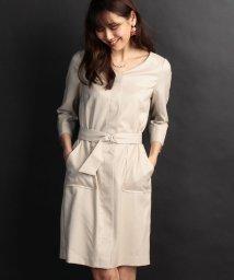 PROPORTION BODY DRESSING/オクシージュエル2ポケットワンピース/500701625