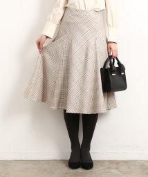 ROPE' PICNIC/【セットアップ対応】パターンフレアースカート/500701783