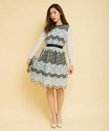 Millon Carats/ドットレースワンピース[DRESS/ドレス]/500698949