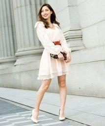 Millon Carats/ショルダーリボンワンピース[DRESS/ドレス]/500698957