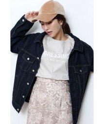 Rirandture/【美人百花 4月号掲載】ロゴTシャツ/500703082