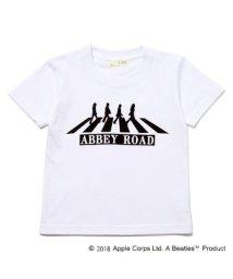 b-ROOM/THE BEATLES ABBEY ROADコラボTシャツ/500702293