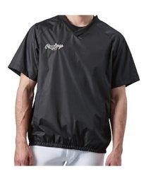 Rawlings/ローリングス/Vネック 半袖ウインドシャツ/500705658