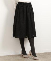 ROPE' PICNIC/【セットアップ対応】カットジャガードギャザースカート/500706166
